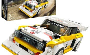 LEGO Speed Champions Audi Sport Quattro S1 Car Set - 76897