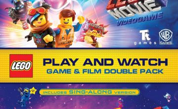 LEGO Movie 2 Xbox One Game & Movie Double Pack