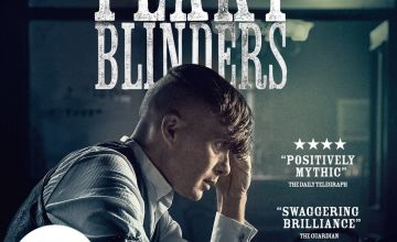 Peaky Blinders Series 5 DVD