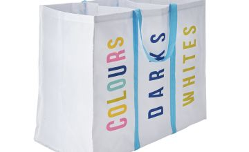 Argos Home Bright Laundry Sorter