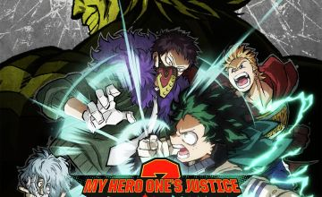 My Hero One's Justice 2 Xbox One Pre-Order Game