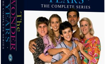 The Wonder Years Complete Series DVD Box Set