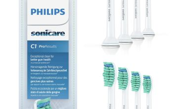 Philips Sonicare ProResults Electric Toothbrush Heads - 8 Pk