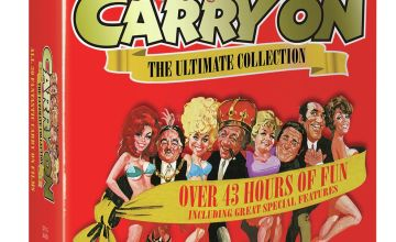 Carry On The Ultimate Collection DVD Box Set