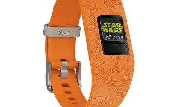 Garmin Vivofit Jr 2 Star Wars Childrens Fitness Tracker
