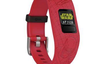Garmin Vivofit Jr 2 Star Wars Dark Side Kids Fitness Tracker