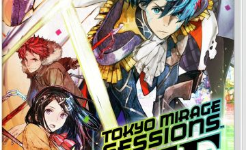 Tokyo Mirage: Session Encore Nintendo Switch Game