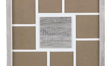 Argos Home Memories Multi Aperture Frame