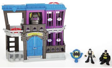 Imaginext DC Super Friends Gotham City Jail with Batman