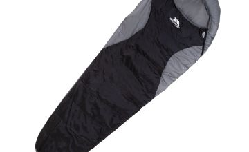 Trespass 400GSM Mummy Sleeping Bag
