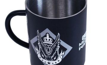 Official COD Modern Warfare Steel Mug