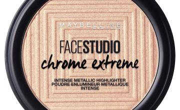 Maybelline Master Chrome Extreme Highlighter