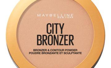 Maybelline City Bronzer - Cool Medium