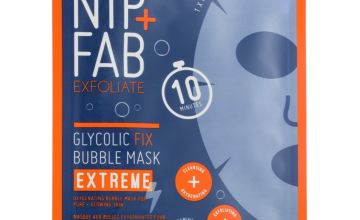 NIP + FAB Glycolic Fix Extreme Bubble Mask