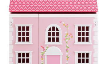 Jupiter Workshops Wooden 3 Storey Dolls House