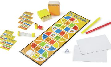 Pictionary Family Edition Board Game