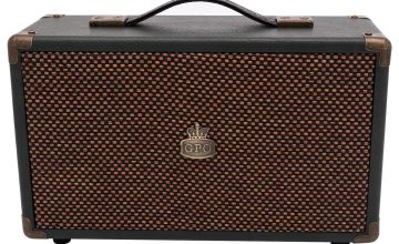 GPO Westwood Retro Bluetooth Amp Speaker - Black