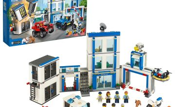 LEGO City Police Station Building Building Set-  60246