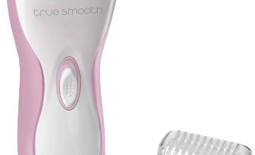 BaByliss TrueSmooth Wet And Dry Cordless Lady Shaver