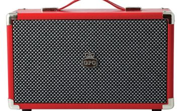 GPO Westwood Retro Bluetooth Amp Speaker - Red