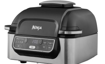 Ninja Health Grill and Air Fryer with Dehydrator - AG301UK