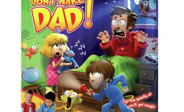 Goliath Games Sshh Don't Wake Dad!