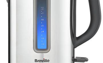 Breville Illuminated Jug Kettle - Stainless Steel