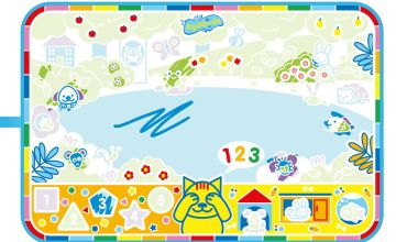 Tomy My 1st Discovery Aquadoodle
