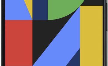SIM Free Google Pixel 4 XL 128GB Mobile Phone - Black