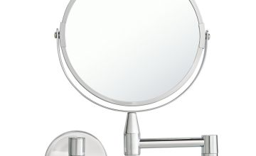 Argos Home Large Extending Shaving Mirror
