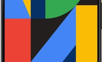SIM Free Google Pixel 4 XL 64GB Mobile Phone - White