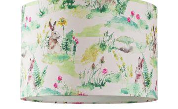 Argos Home Moorlands Bunny Shade