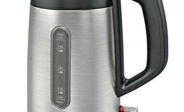 Bosch TWK4P440GB DesignLine Kettle - Stainless Steel