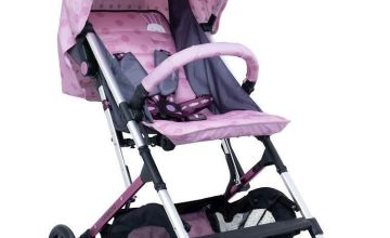 Cosatto Woosh 2 Pushchair - Bunny Buddy