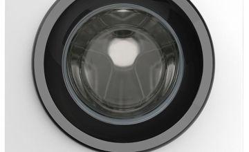 New World NWDHT914W 9KG 1400 Spin Washing Machine - White