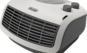 De'Longhi 3kW Flat Fan Heater