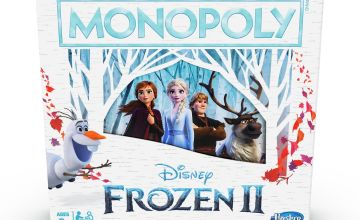 Monopoly Game: Disney Frozen 2 Edition Board Game