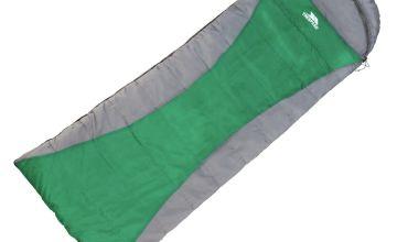 Trespass 500GSM Envelope Sleeping Bag