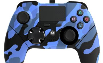 Mayhem MK1 PS4 Controller - Blue Camo