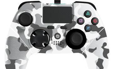 Mayhem MK1 PS4 Controller - White Camo Pre-Order
