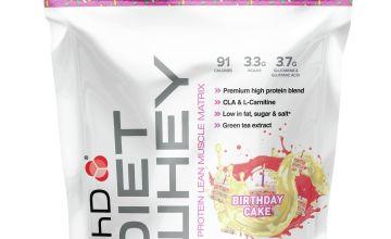 PhD Diet Whey Birthday Cake - 1kg