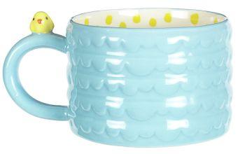 Chick Handle Mug
