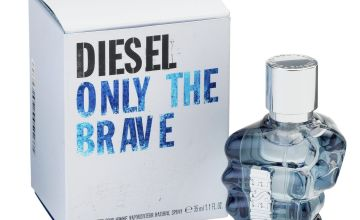 Diesel Only The Brave for Men Eau de Toilette - 35ml
