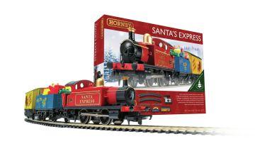 Hornby Hobbie Santa's Express Christmas Train Set