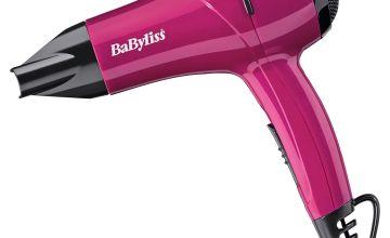 BaByliss Nano Lightweight Travel Hair Dryer