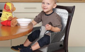 Dreambaby Feeding & On-the-Go Booster Seat with Storage