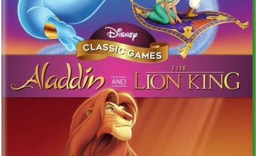 Disney's Aladdin & The Lion King Xbox One Game