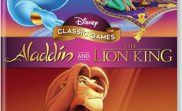 Disney's Aladdin & The Lion King Switch Game