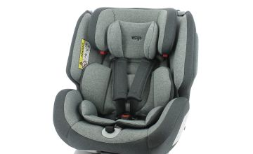 Migo One 360 Group 0+/1/2/3 Car Seat - Grey