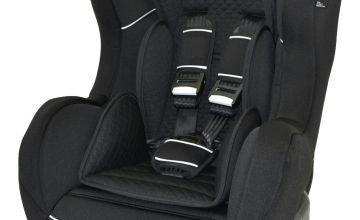 Nania Cosmo Group 0/1/2 Car Seat - Black